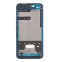 Средняя часть корпуса (рамка) для Huawei Honor 8 Lite / P8 Lite (2017), синяя
