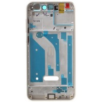Средняя часть корпуса (рамка) для Huawei Honor 8 Lite / P8 Lite (2017), золото
