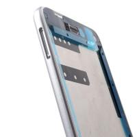 Средняя часть корпуса (рамка) для Huawei Honor 8 Lite / P8 Lite (2017), серебро