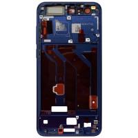 Средняя часть корпуса (рамка) для Huawei Honor 9, синяя