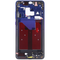 Средняя часть (рамка) для Huawei Mate 20, переливающаяся (Twilight)