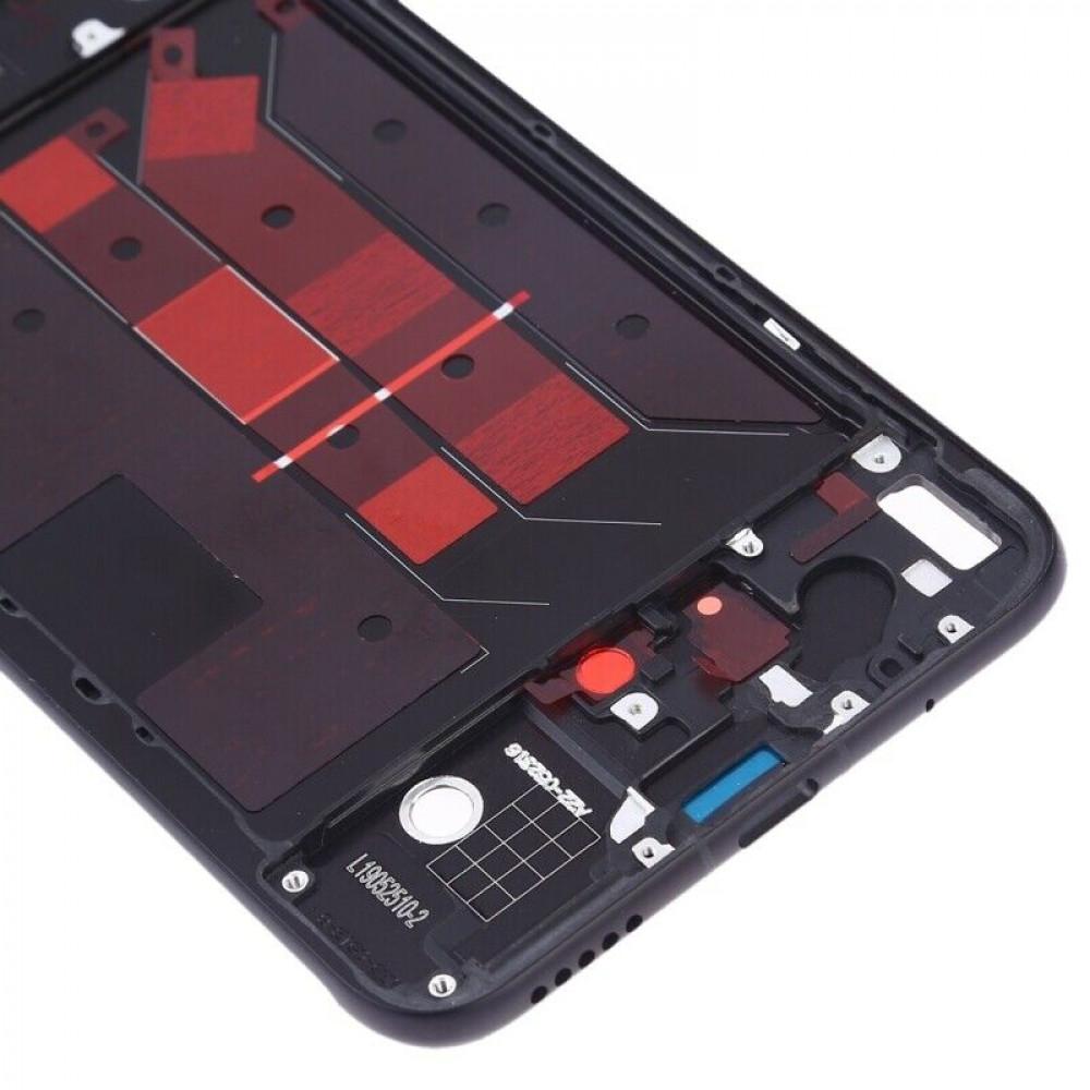 Средняя часть корпуса (рамка) для Huawei Nova 5 / 5 Pro, черная
