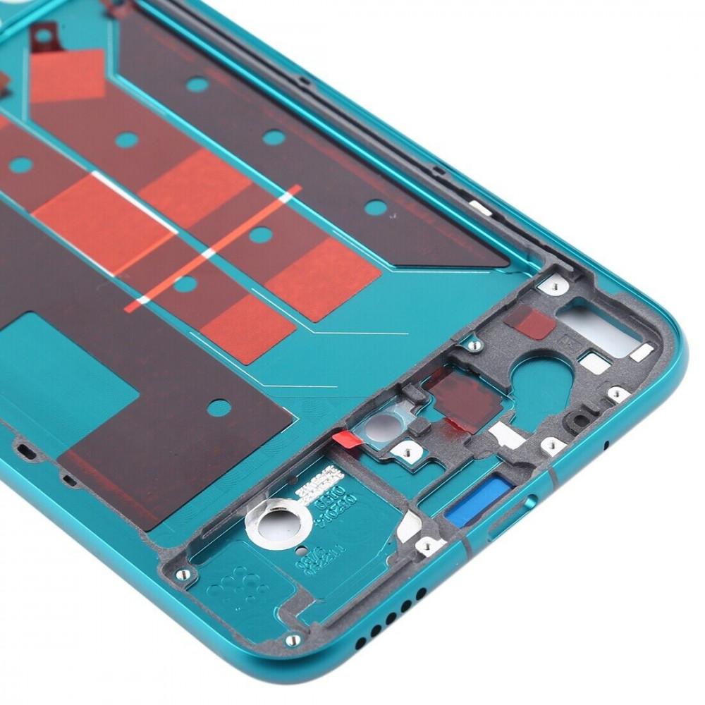 Средняя часть корпуса (рамка) для Huawei Nova 5 / 5 Pro, зеленая