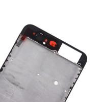 Средняя часть корпуса (рамка) для Huawei P10, черная