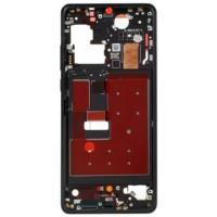 Средняя часть корпуса (рамка) для Huawei P30 Pro, черная
