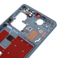 Средняя часть корпуса (рамка) для Huawei P30 Pro, серая