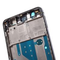 Средняя часть корпуса (рамка) для Huawei P10 Lite, черная