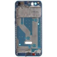 Средняя часть корпуса (рамка) для Huawei P10 Lite, синяя
