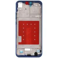 Средняя часть корпуса (рамка) для Huawei P20 Lite / Nova 3E синяя
