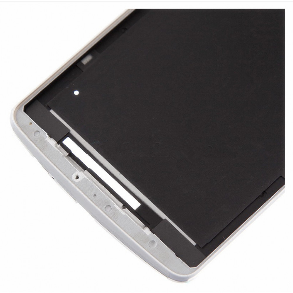 Средняя часть корпуса (рамка) для LG G3, белая