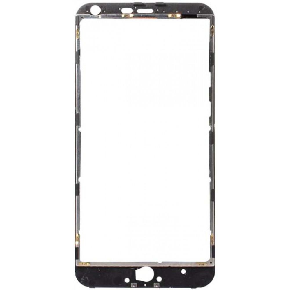 Средняя часть корпуса (рамка) для Meizu M1 Note черная