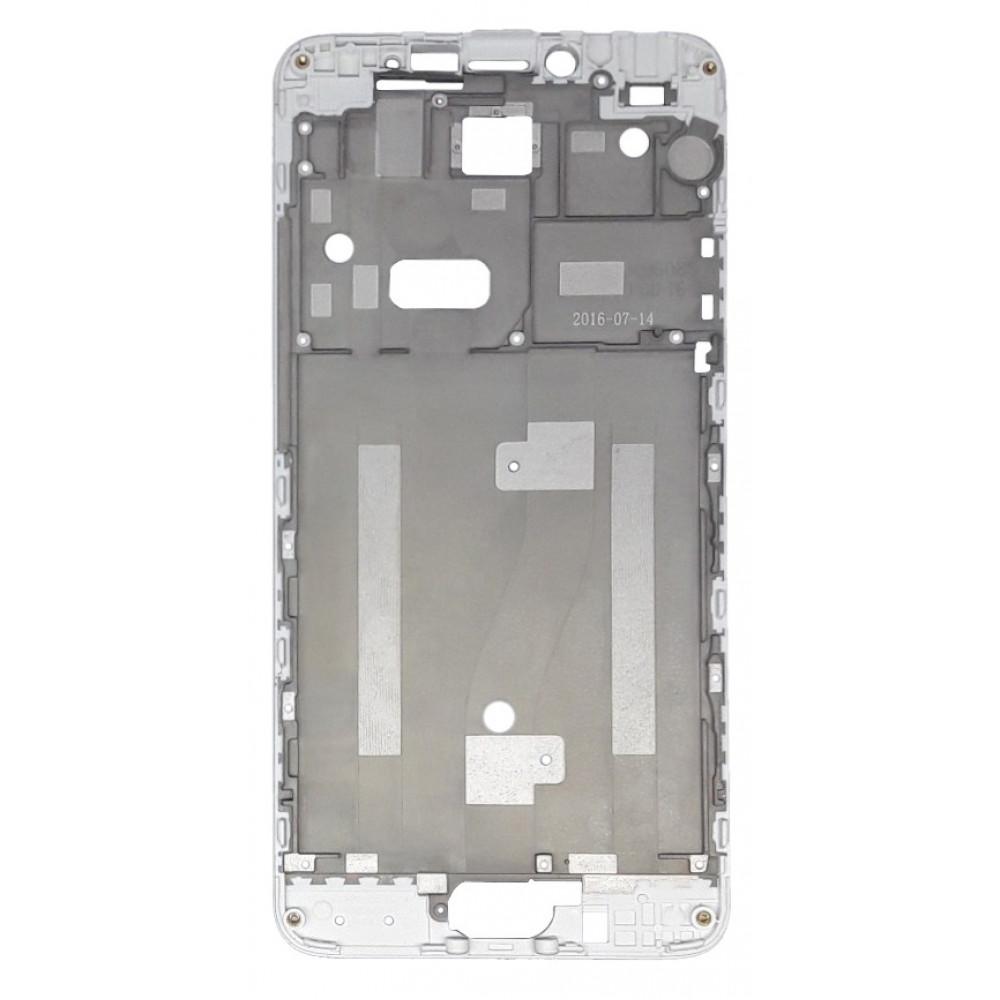 Средняя часть корпуса (рамка) для Meizu M3 Note белая