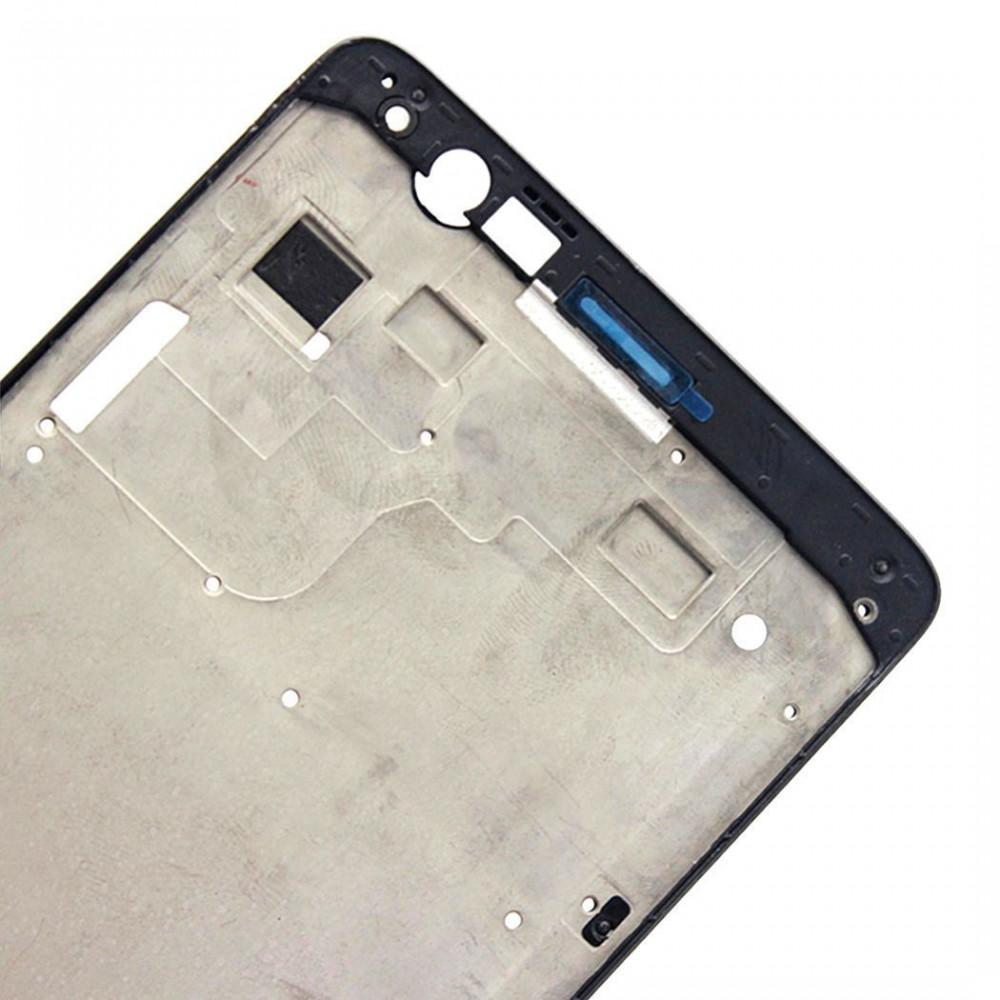 Средняя часть корпуса (рамка) для OnePlus 3 / 3T, черная