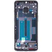 Средняя часть корпуса (рамка) для OnePlus 7, серая