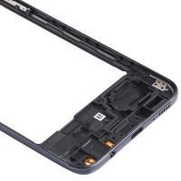 Средняя часть корпуса (рамка) для Samsung Galaxy A30 (A305F), черная