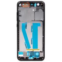 Средняя часть корпуса (рамка) для Xiaomi Mi6, черная