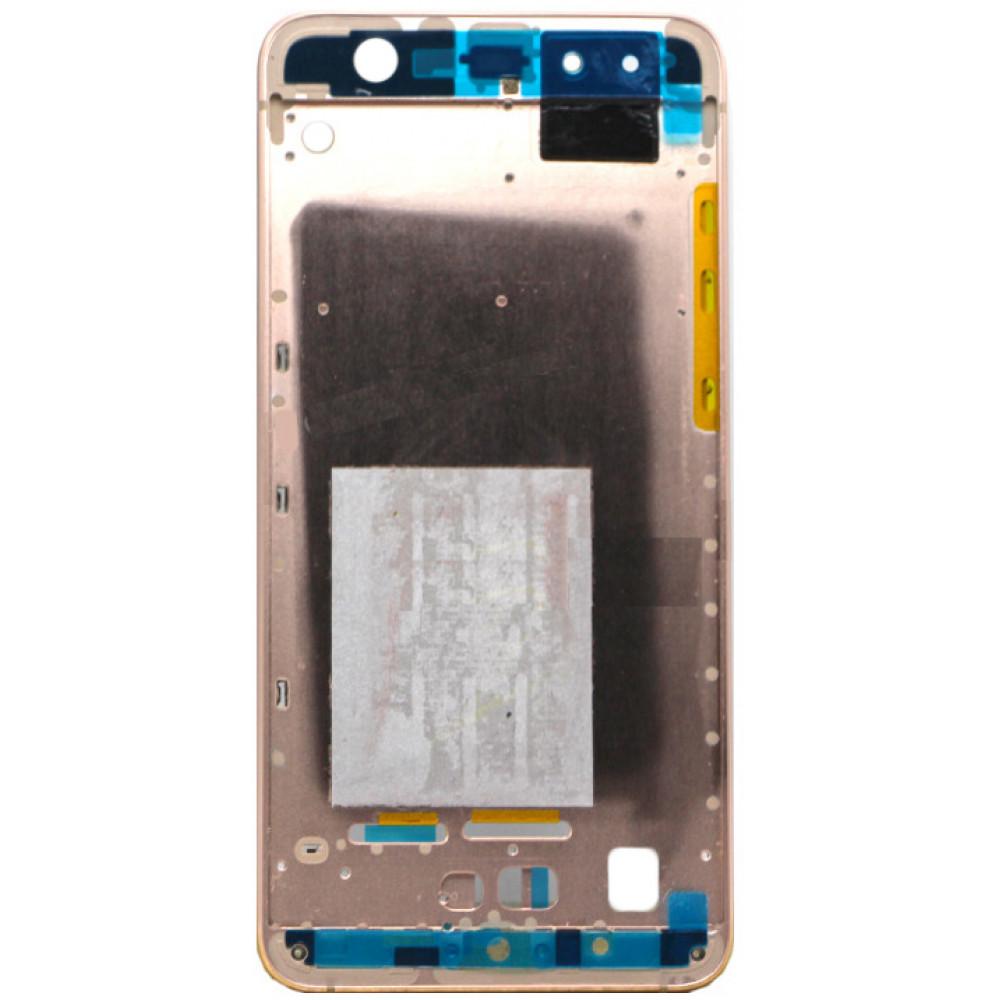 Средняя часть корпуса (рамка) для Xiaomi Mi Note 3, золото