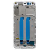 Средняя часть корпуса (рамка) для Xiaomi Mi5X / Mi A1, белая