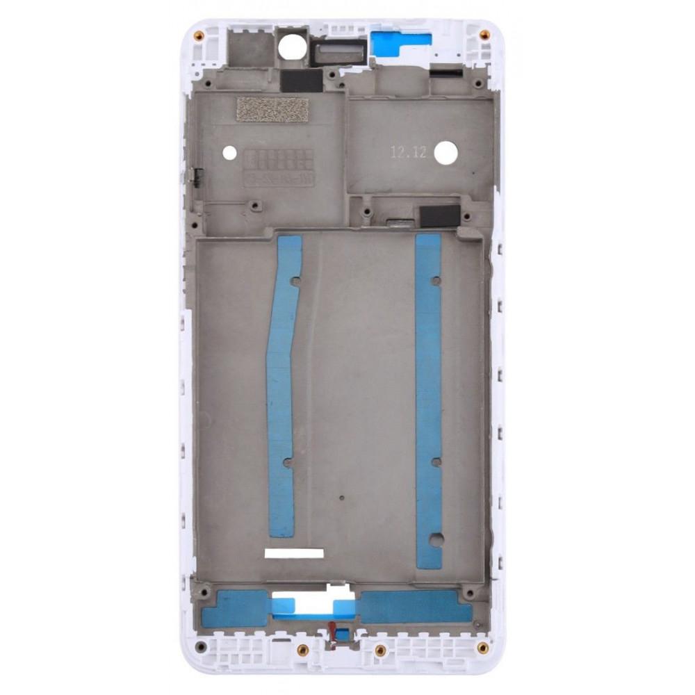 Средняя часть корпуса (рамка) для Xiaomi Redmi 4A, белая