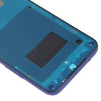 Средняя часть корпуса (рамка) для Xiaomi Redmi 7 (Standard Edition), синяя