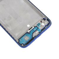 Средняя часть корпуса (рамка) для Xiaomi Redmi 7 (High Edition), синяя