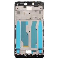 Средняя часть корпуса (рамка) для Xiaomi Redmi Note 4X, черная