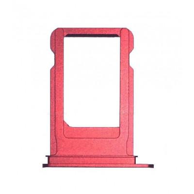 Sim лоток для iPhone 7/ 7Plus, красный