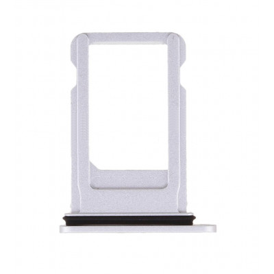 Sim лоток для iPhone 8, серебро