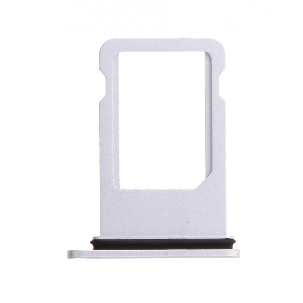Sim лоток для iPhone 8 Plus, серебро