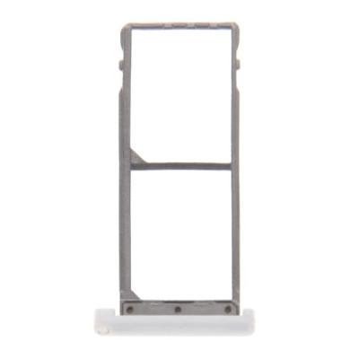 Sim лоток для Meizu M1 Note белый
