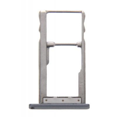 Sim лоток для Meizu M2 Note серый