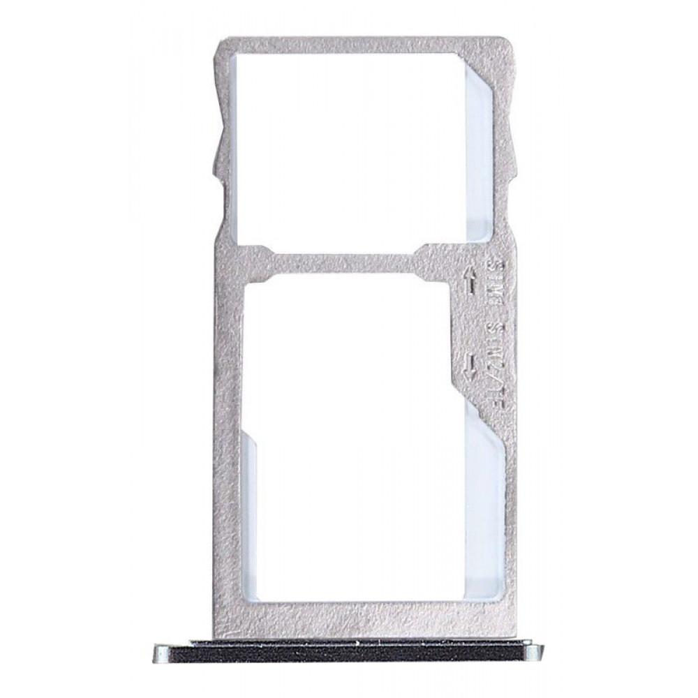 Sim лоток для Meizu M3 Note (L681h) серый