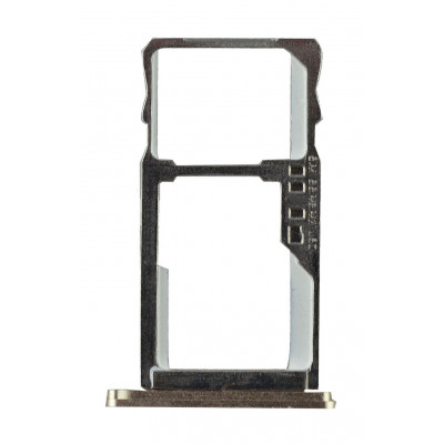 Sim лоток для Meizu M3S mini, золото