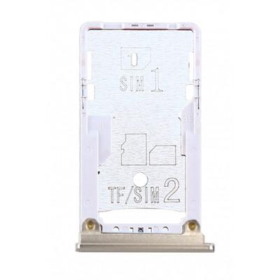 Sim лоток для Xiaomi Mi Max 2, золото