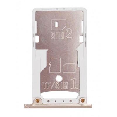 Sim лоток для Xiaomi Redmi Note 3 Pro, золото