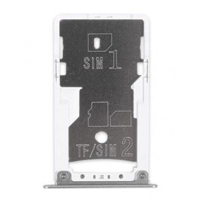 Sim лоток для Xiaomi Redmi Note 4X, серый