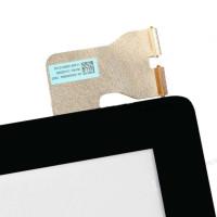 Сенсорное стекло (тачскрин) для Asus MeMo Pad FHD 10 ( ME302C), чёрное