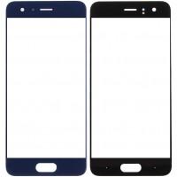Сенсорное стекло (тачскрин) для Huawei Honor 9, синее