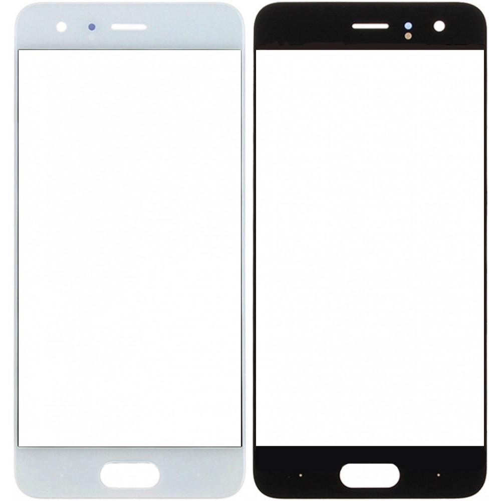 Сенсорное стекло (тачскрин) для Huawei Honor 9, белое