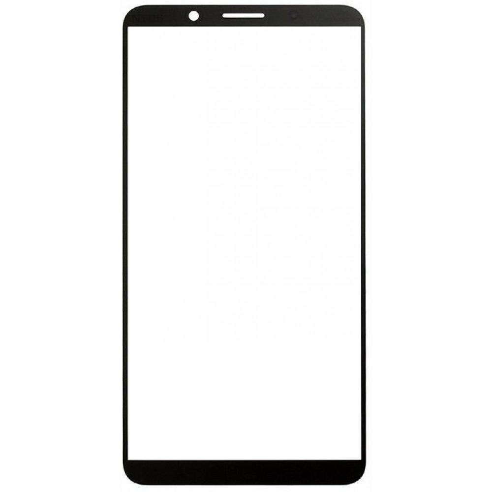Сенсорное стекло (тачскрин) для Huawei Mate 10 Pro, черное