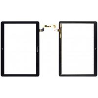 Сенсорное стекло (тачскрин) для Huawei MediaPad T3-10, черное