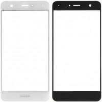 Сенсорное стекло (тачскрин) для Huawei Nova, белое