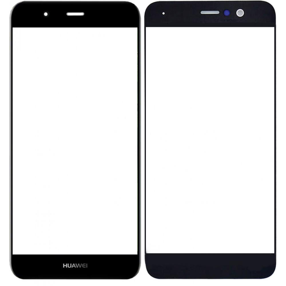 Сенсорное стекло (тачскрин) для Huawei Nova 2 Plus, черное