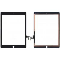 Сенсорное стекло (тачскрин) для iPad 2017 / iPad 5 Black