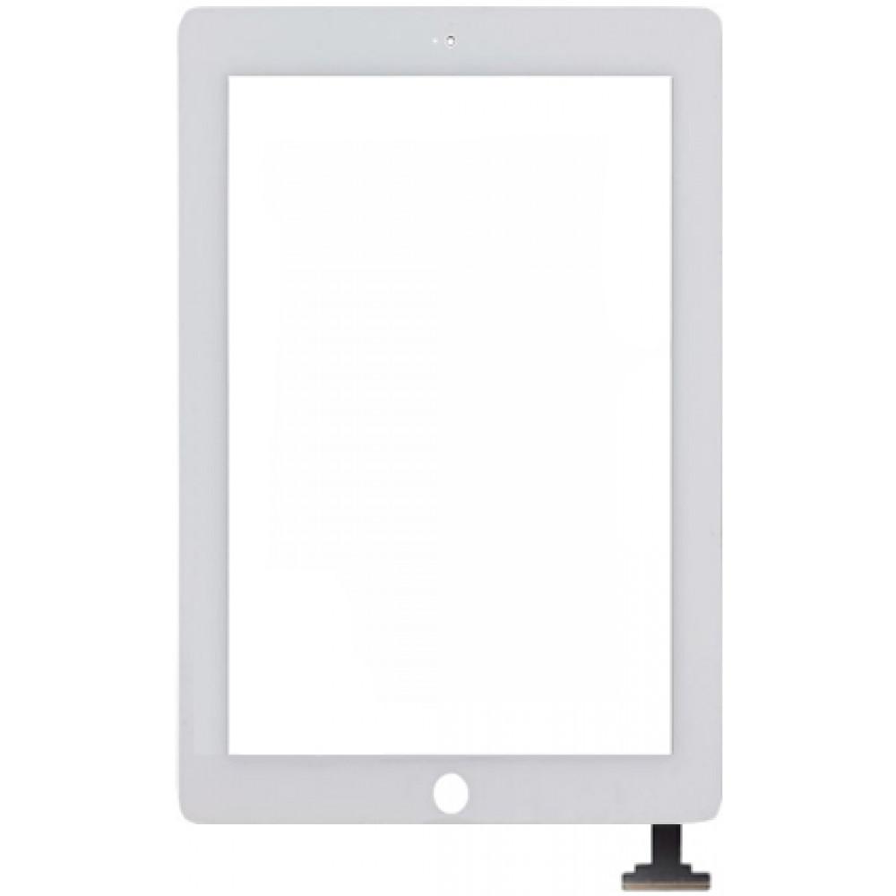 Сенсорное стекло (тачсрин) для iPad Mini/ iPad Mini 2 White
