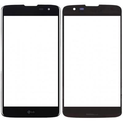Сенсорное стекло (тачскрин) для LG K7 X210, черное