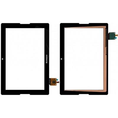 Сенсорное стекло (тачскрин) для Lenovo IdeaTab A7600, черное