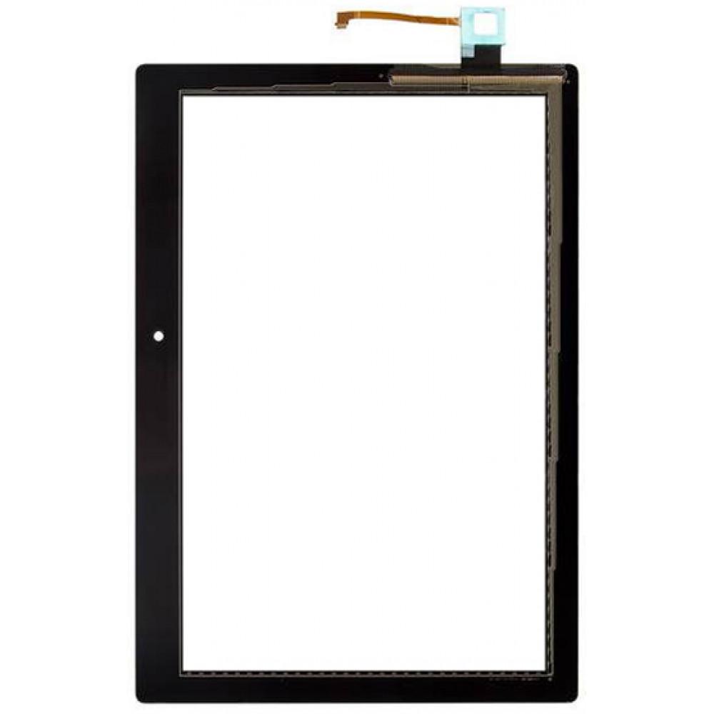 Сенсорное стекло (тачскрин) для Lenovo Tab 2 (A10-70) черное