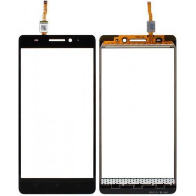 Сенсорное стекло (тачскрин) для Lenovo K3 Note / A7000, черное