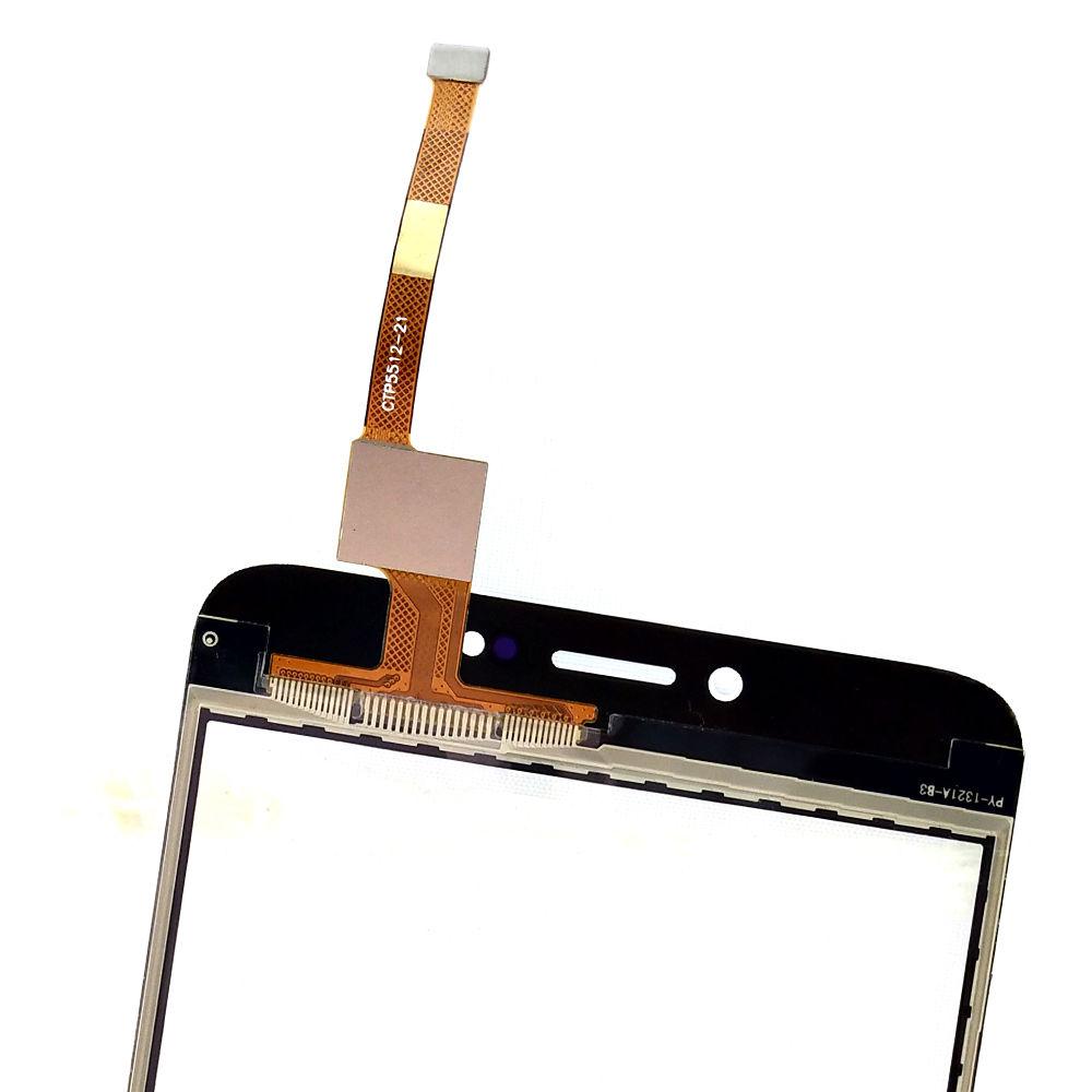 Сенсорное стекло (тачскрин) для Meizu M3 Note (M681h), белое
